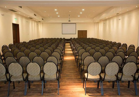 Sala de eventos Regency Way Montevideo Hotel Montevideo